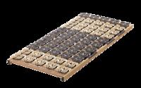 OCS Flex 600 S Optimo Lattenrost