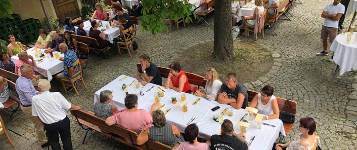 65 Jahre Optimo – Sommerfest